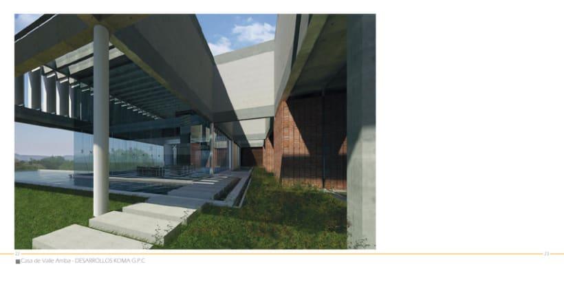 PORTFOLIO. ARCHITECTURAL VISUALIZATION 10