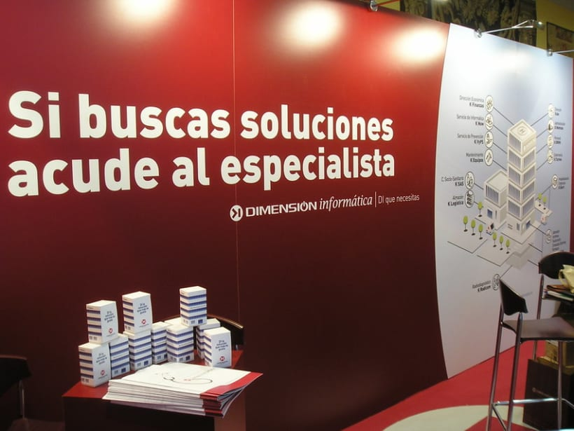 Stand Inforsalud 2005 y 2006 2