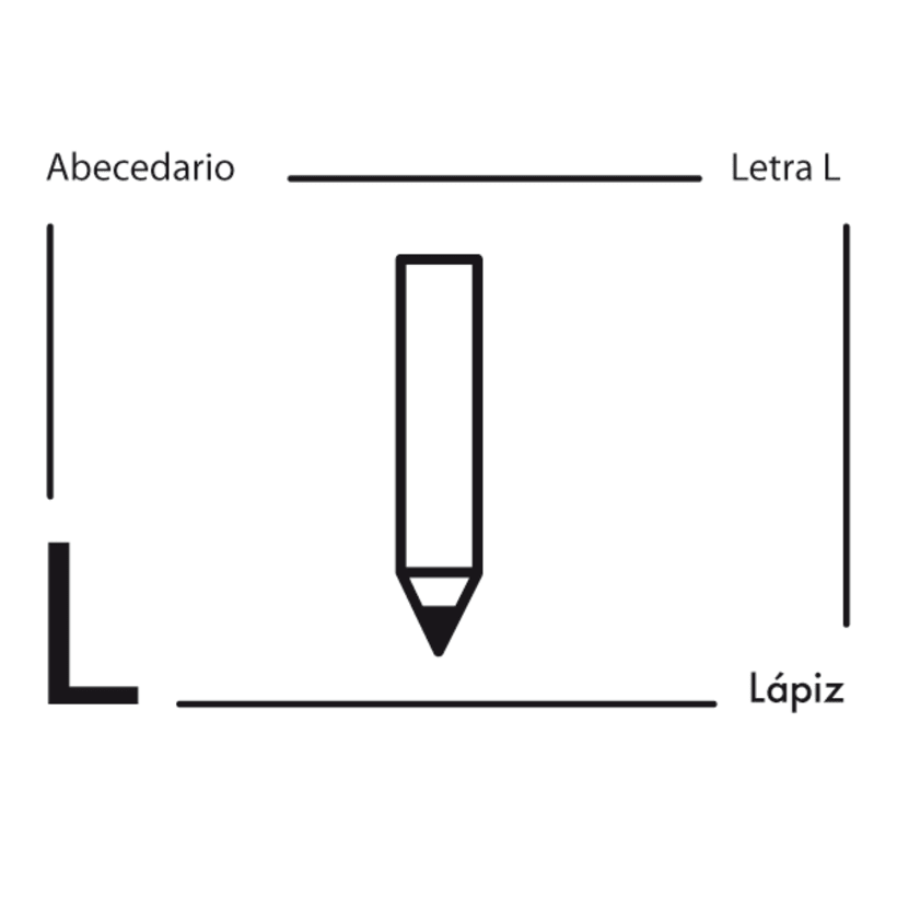Abecedario ilustrado 12