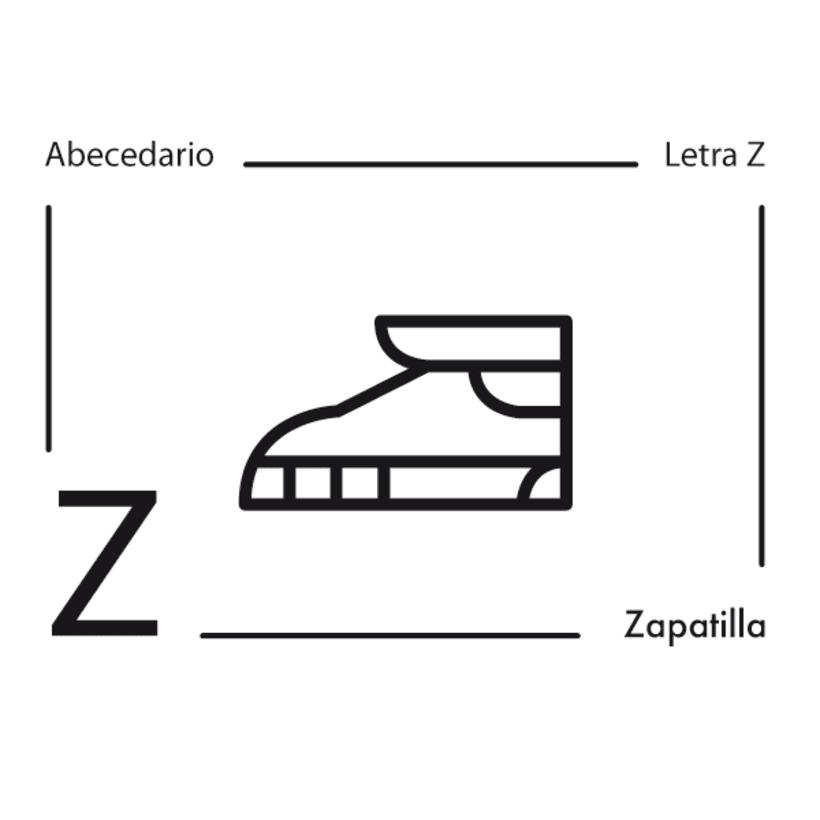Abecedario ilustrado 27