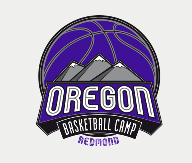 Oregon Basketball Camp -1