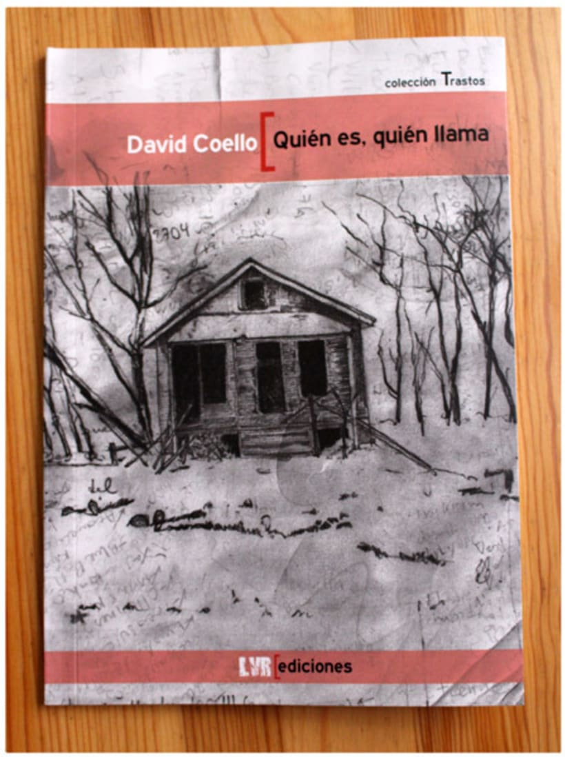 """Ilustraciones para """"Quién es, quién llama"""" de David Coello 0"""