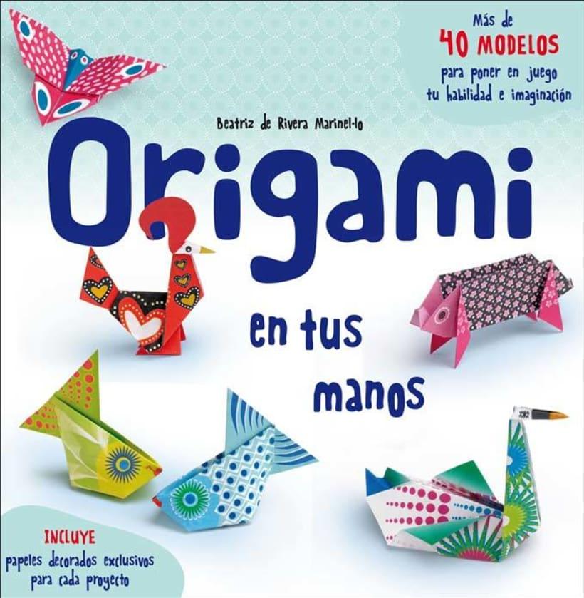 Libro de Origami 0