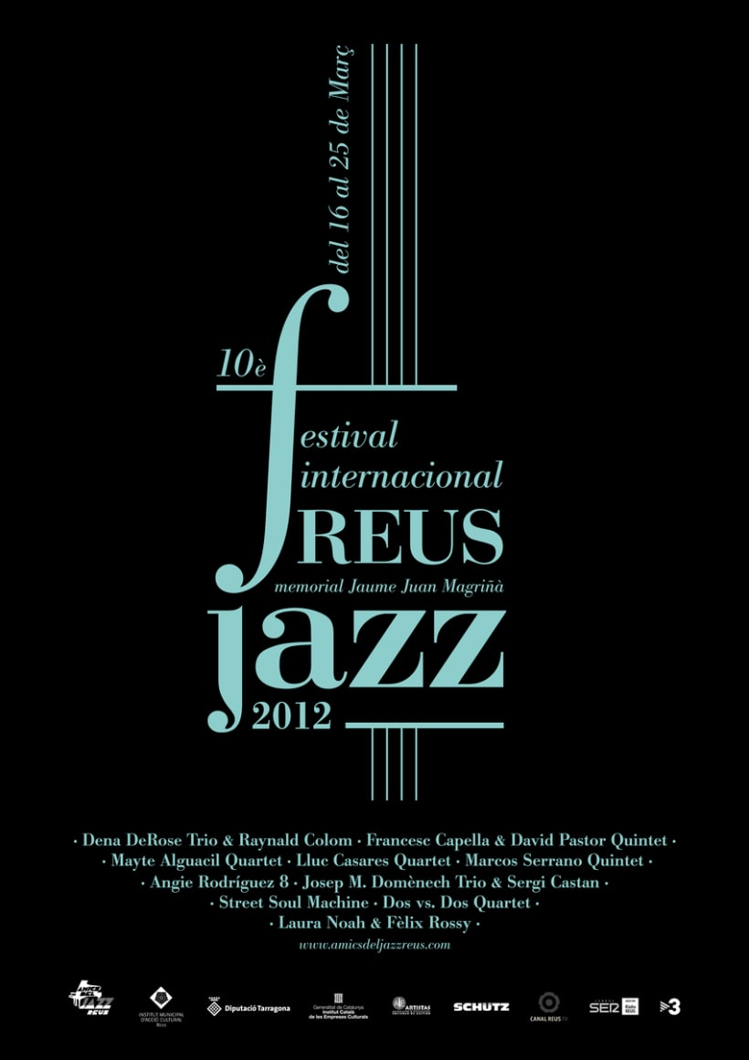 Festival Internacional Reus Jazz 2012 -1