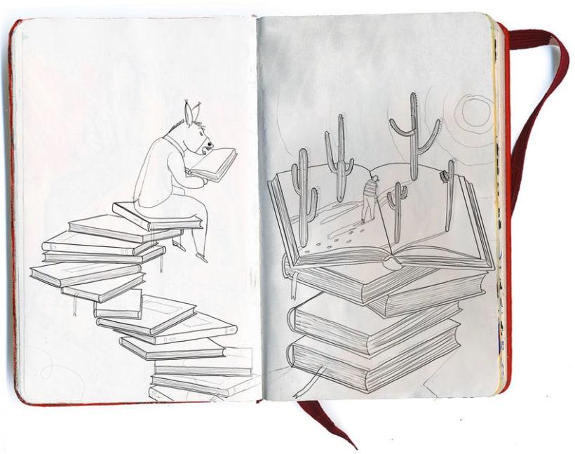 Los demasiados libros 6