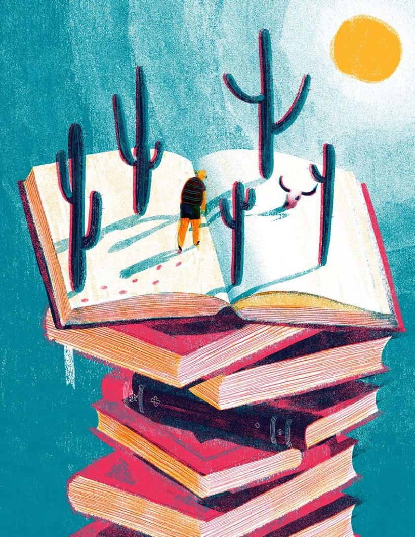 Los demasiados libros 2