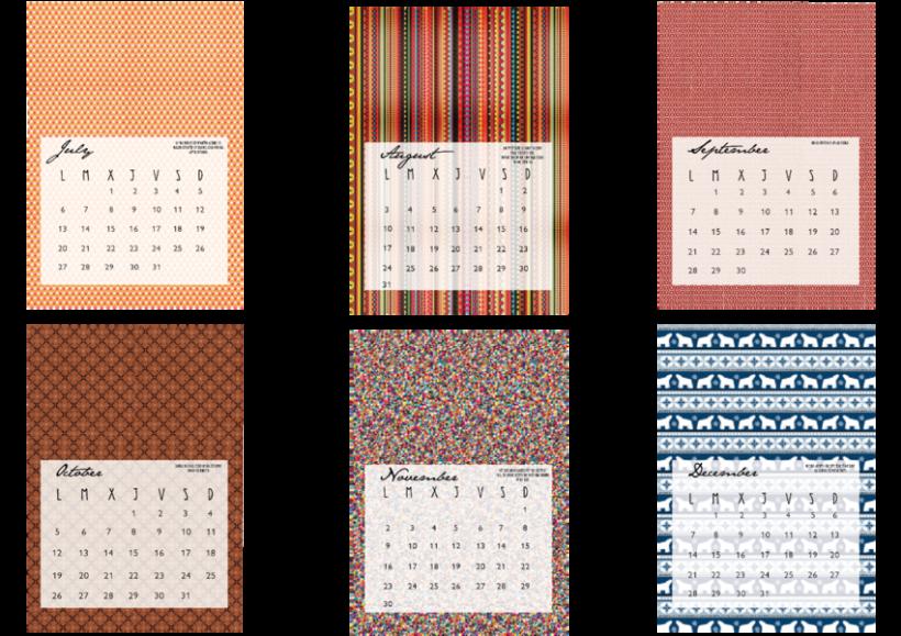 calendario para Ella 2