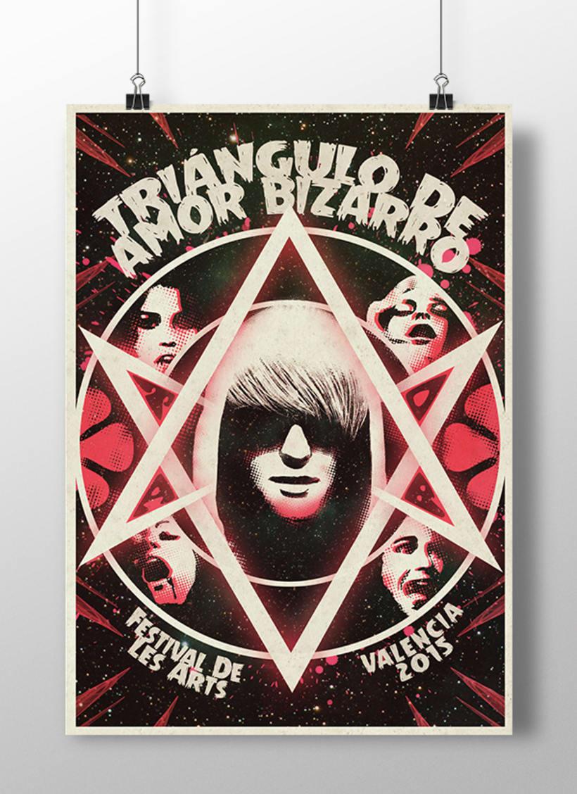 Cartel Triángulo de Amor Bizarro :: De la Monarquía a la Criptocracia 1