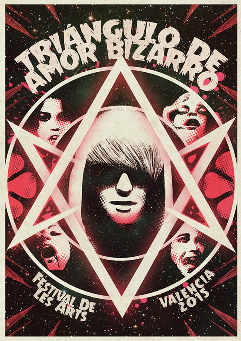 Cartel Triángulo de Amor Bizarro :: De la Monarquía a la Criptocracia 0