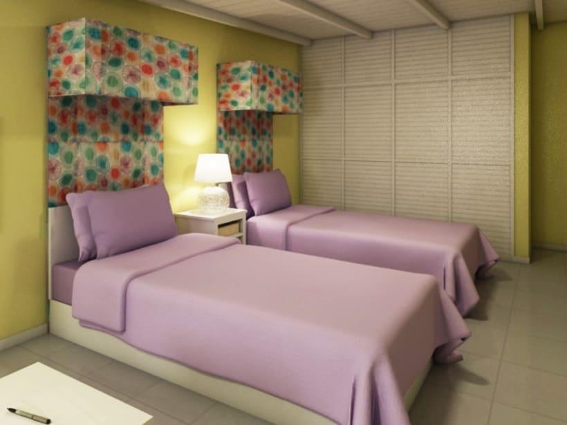 Bedrooms: Renders 3