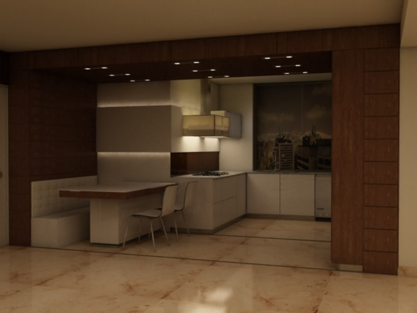 Kitchens: Renders -1