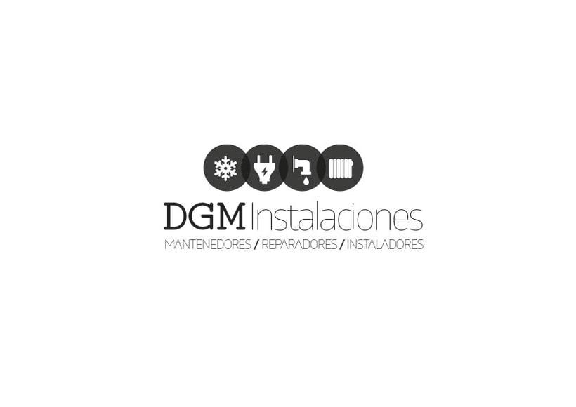 Logo DGM 0