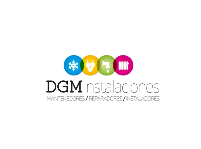 Logo DGM 1