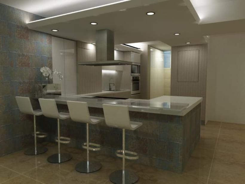 Kitchens: Renders 2