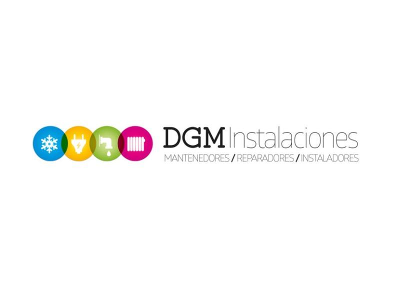 Logo DGM 2