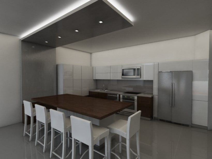 Kitchens: Renders 4