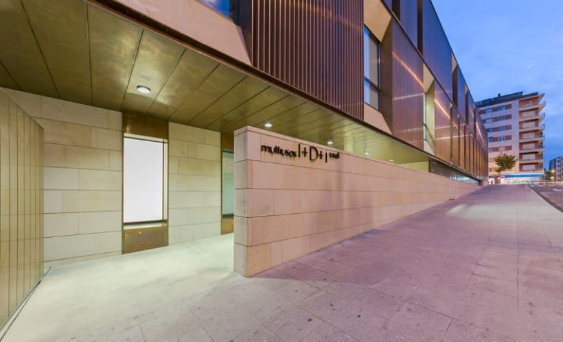 Edificio Multiusos I+D+I de la USAL. C/ Espejo, Salamanca. 9