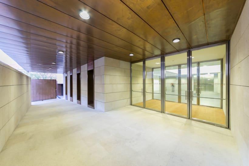 Edificio Multiusos I+D+I de la USAL. C/ Espejo, Salamanca. 10