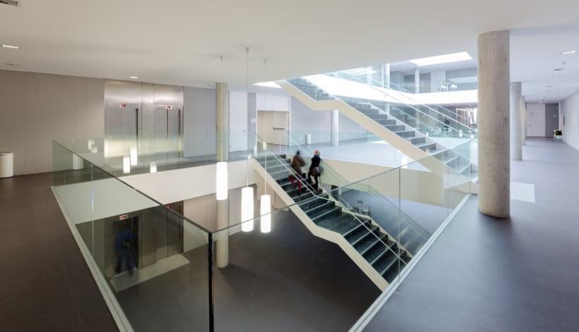 Edificio Multiusos I+D+I de la USAL. C/ Espejo, Salamanca. 13