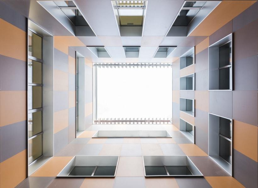 Edificio Multiusos I+D+I de la USAL. C/ Espejo, Salamanca. 16
