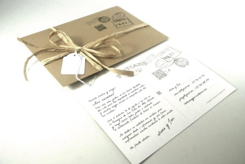 Merchandising / Invitaciones -1