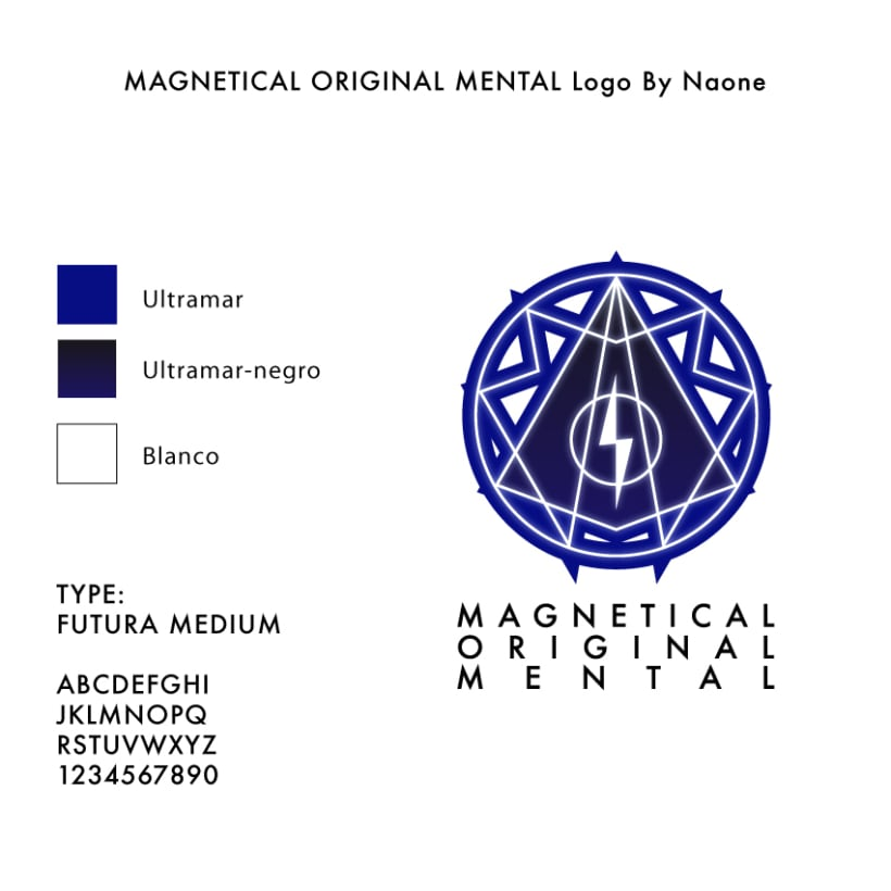 Magnetical Original Mental Logo -1