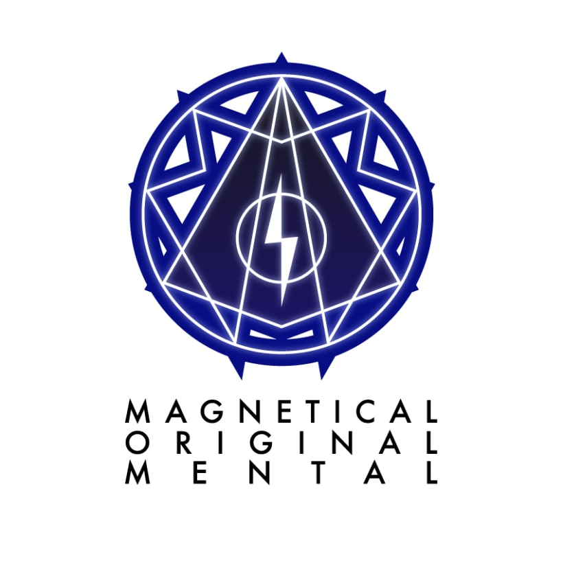 Magnetical Original Mental Logo 1