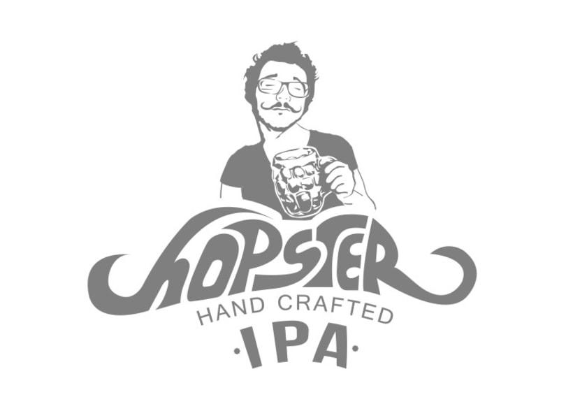 Hopster. Una cerveza para hipsters. 0