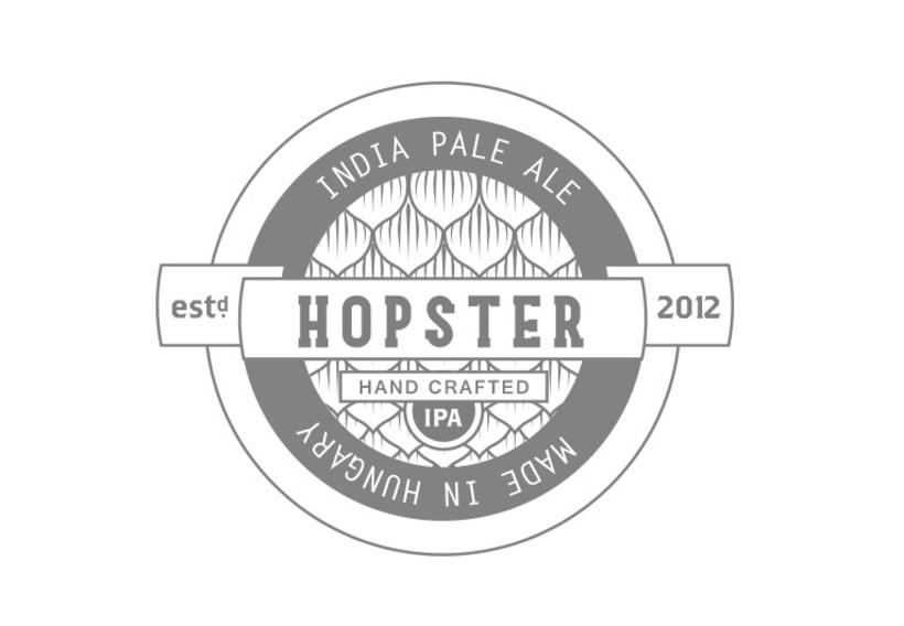 Hopster. Una cerveza para hipsters. 1