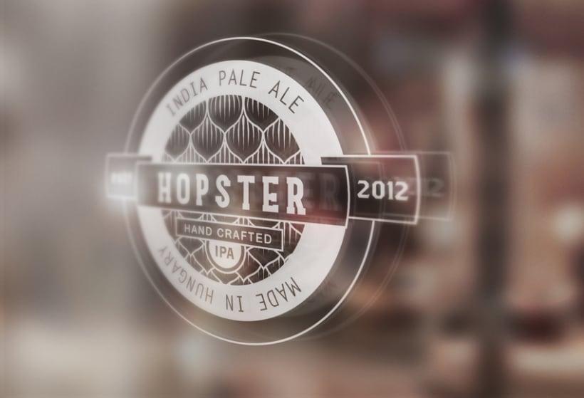 Hopster. Una cerveza para hipsters. 5