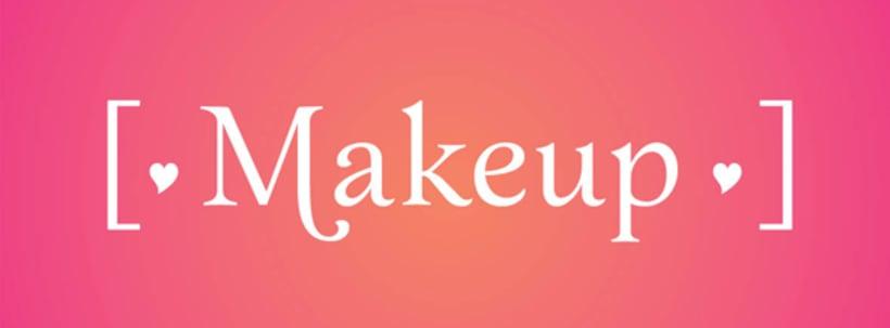 Makeup typeface 0