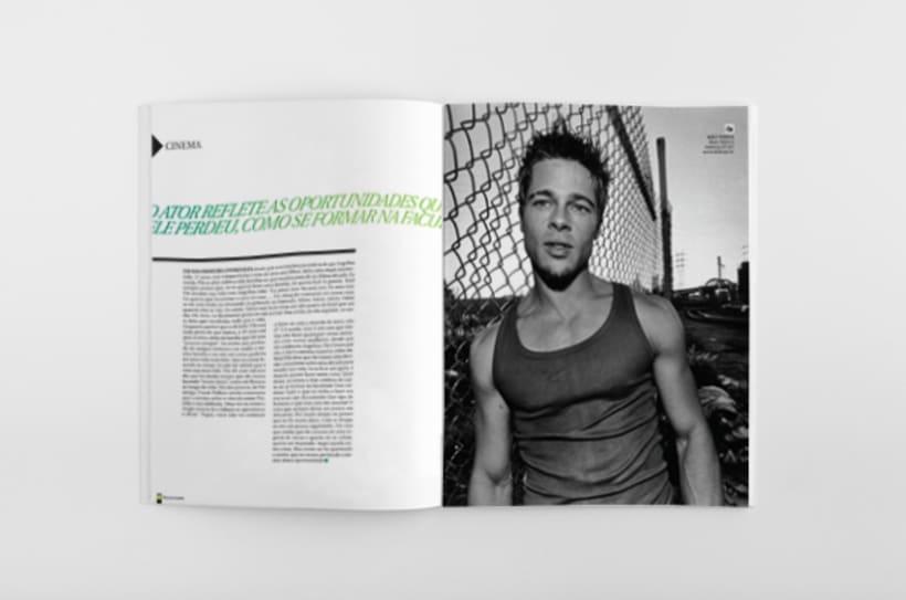 Diálogo newspaper and Macarronada Magazine 5