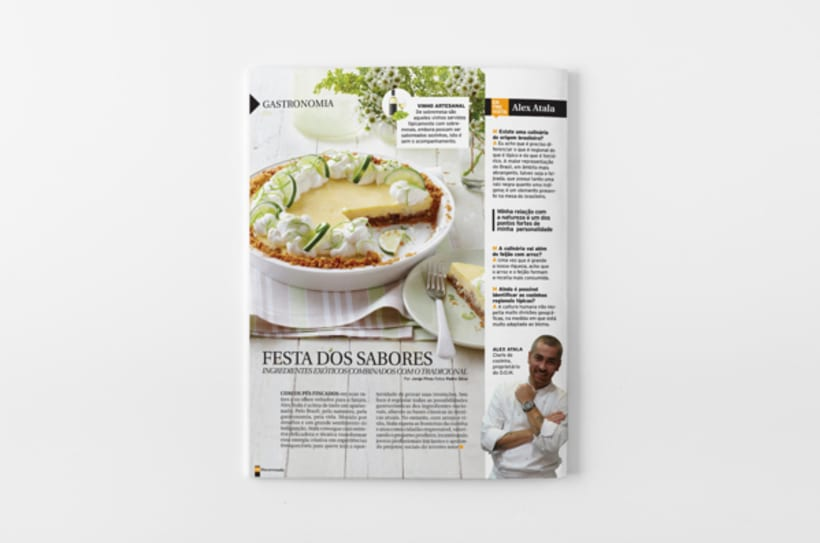 Diálogo newspaper and Macarronada Magazine 6