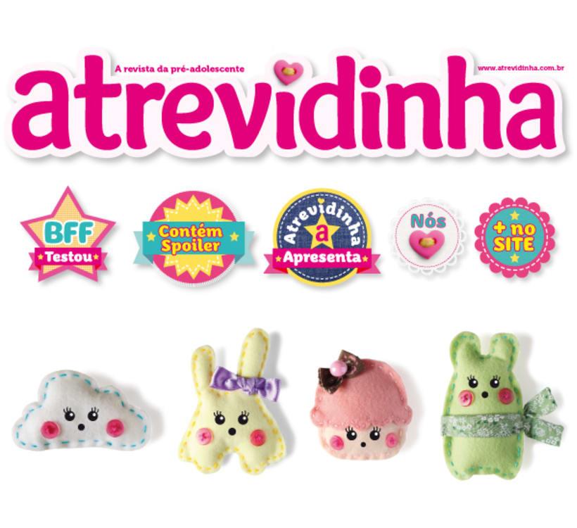 Atrevidinha magazine -1