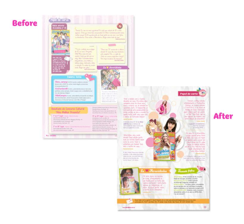 Atrevidinha magazine 2