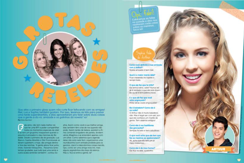 Atrevidinha magazine 5