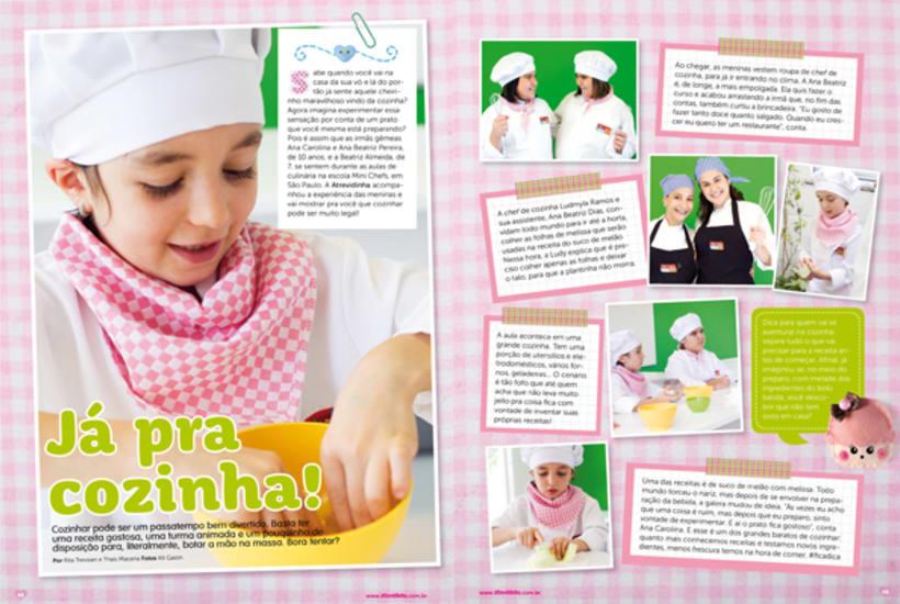 Atrevidinha magazine 6