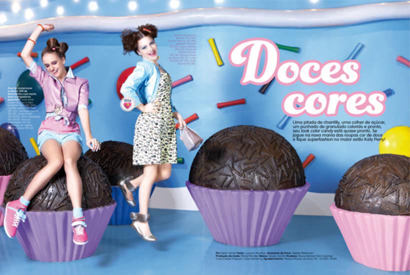 Atrevidinha magazine 8