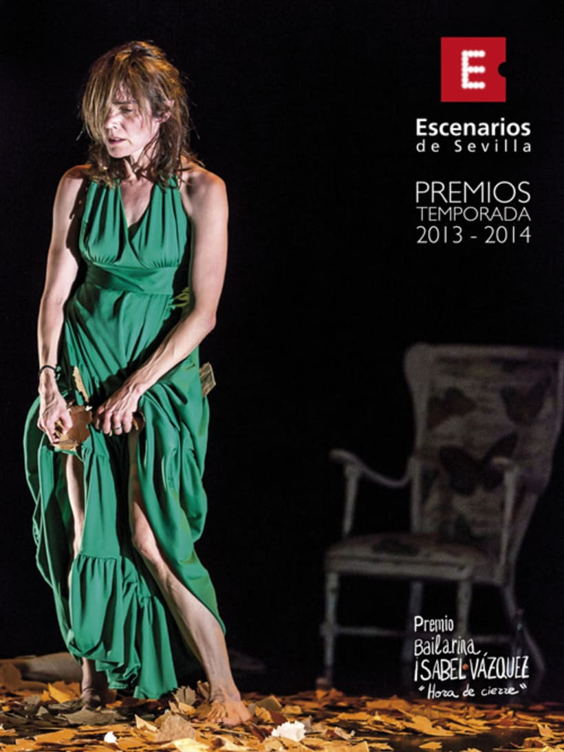 Premios Escenarios de Sevilla 1