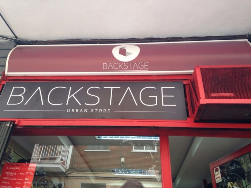 Backstage Store 2