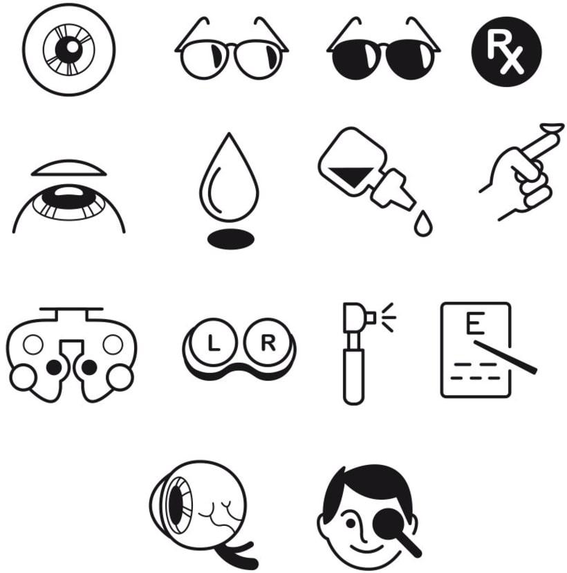 Iconos UX óptica -1