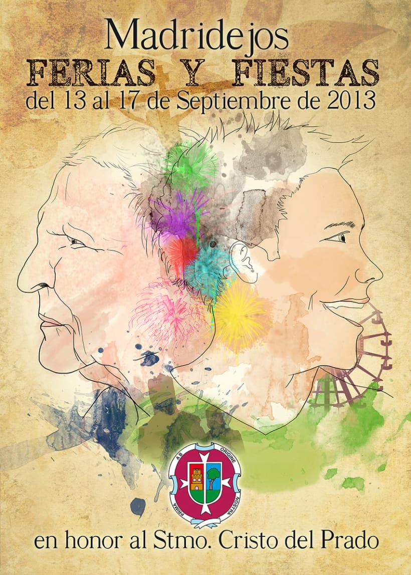 Fiestas Patronales de Madridejos 2013/2014 0