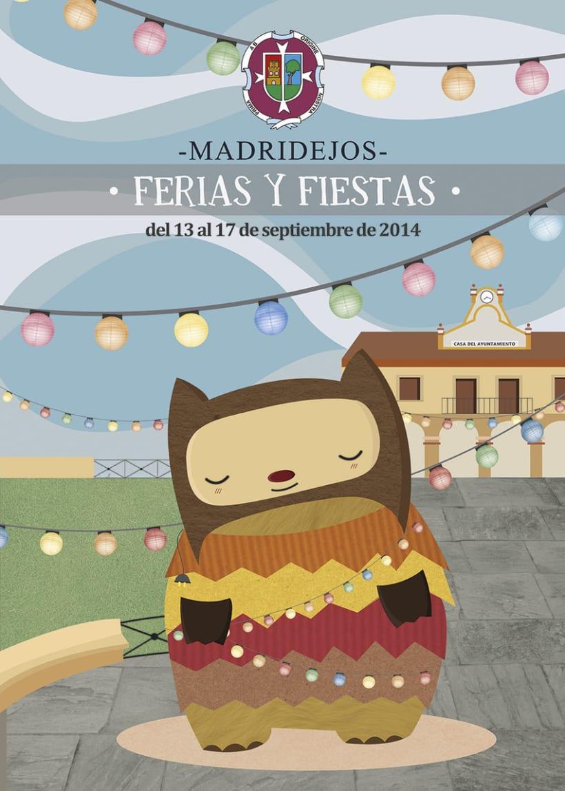 Fiestas Patronales de Madridejos 2013/2014 1