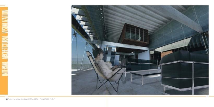 PORTFOLIO. ARCHITECTURAL VISUALIZATION 13