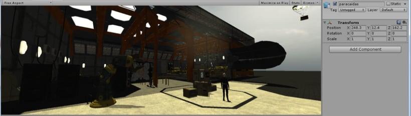 Unity - entornos para videojuegos 1