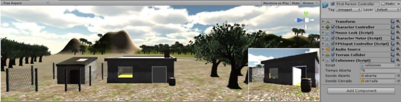 Unity - entornos para videojuegos 3