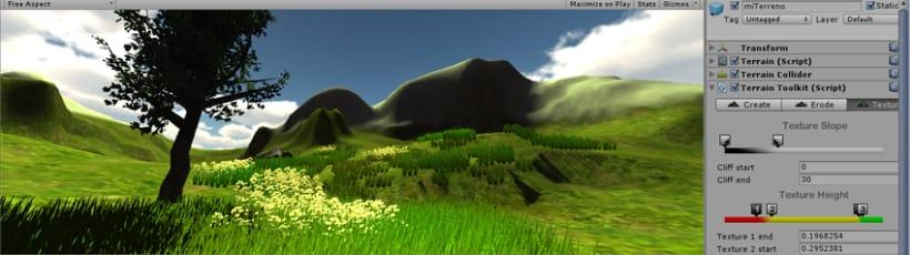 Unity - entornos para videojuegos 5