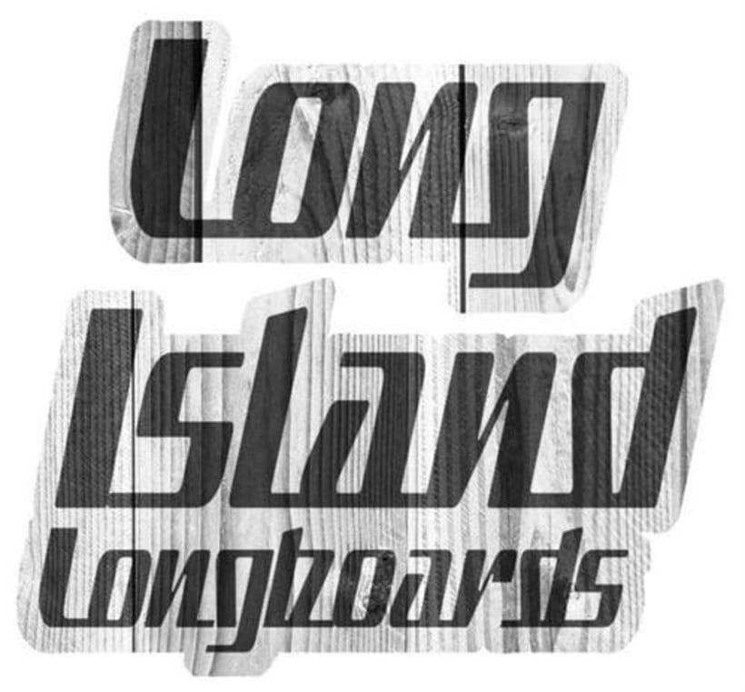 Long Island Longboards - Deck Designs -1