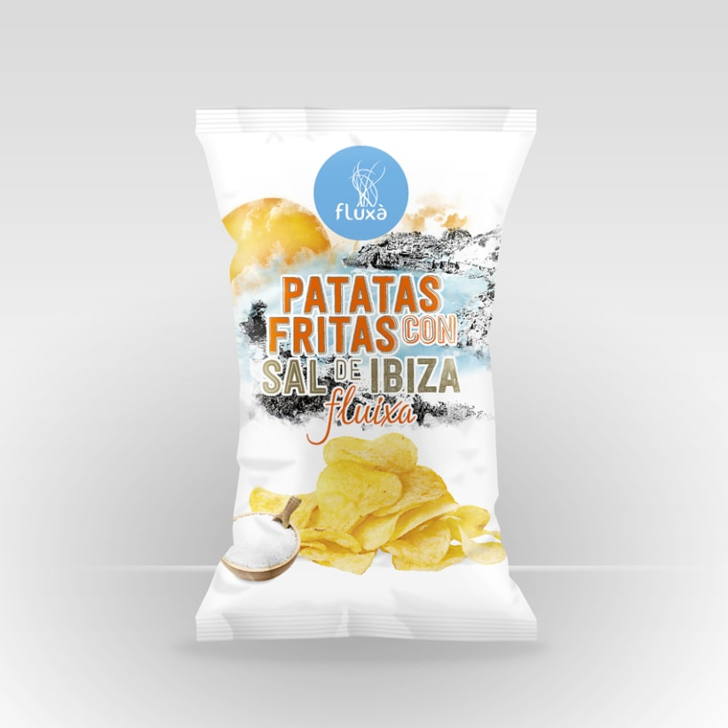 Patatas con Sal de Ibiza - FLUXÀ 0