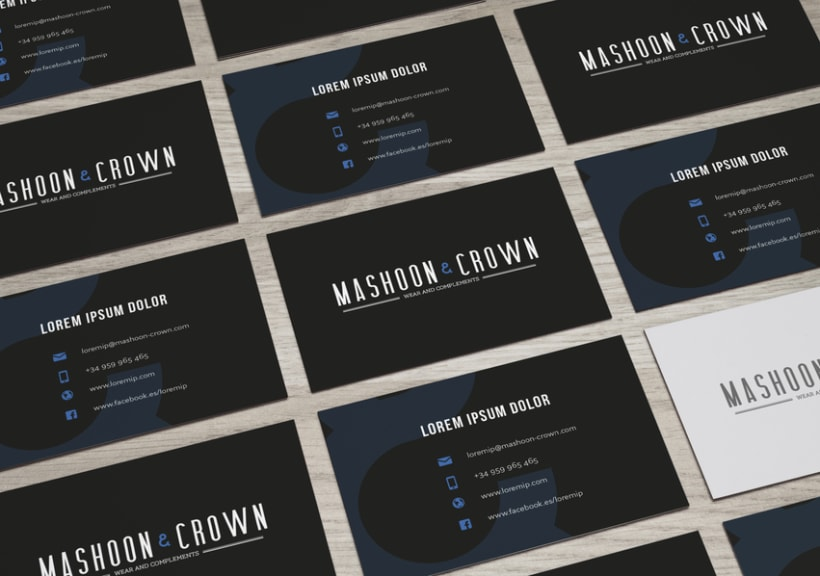Mashoon & Crown Identity 5